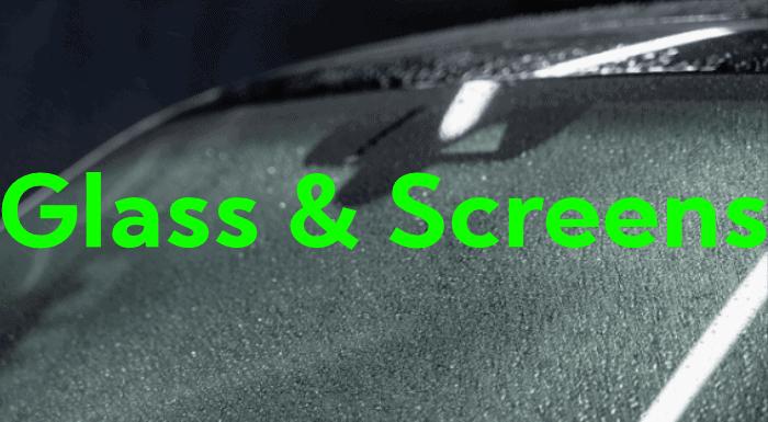Glass & Screens
