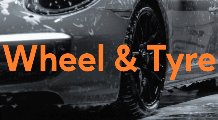 Wheel and Tyre