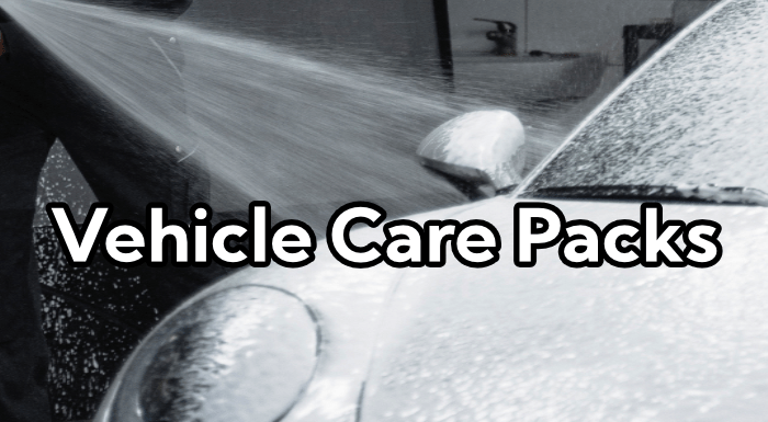 EpicZebra Vehicle Care Packages